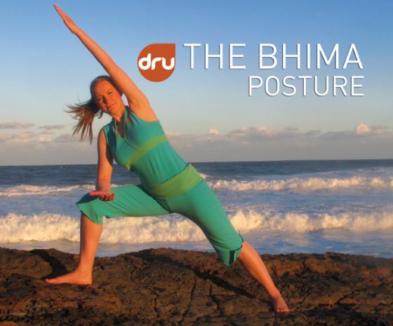 Dru Yoga Posture: Bhima